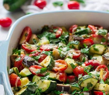 خوراک کدو ویژه علاقه مندان به آشپزی سریع