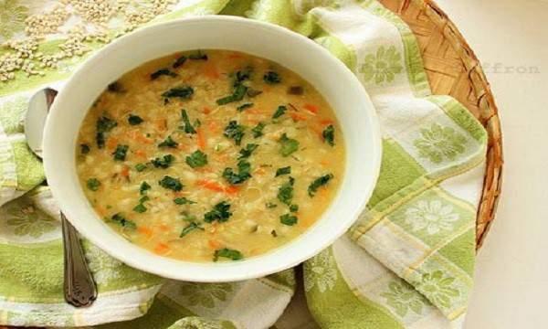 سوپ رژیمی ساده و خوشمزه