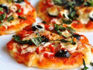مینی پیتزا