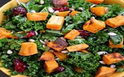 پیش غذا با سبزیجات مقوی و فوق العاده خوشمزه