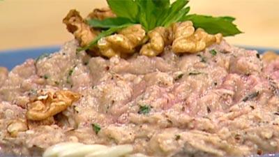 کال کباب خوشمزه گیلانی را هرکجای ایران هستید درست کنید.