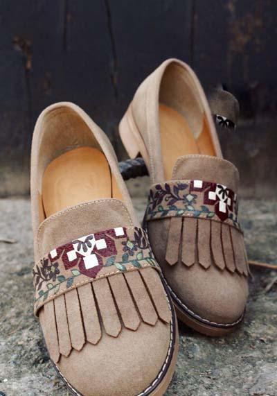 18 عکس مدل کفش پاییزی دخترانه 97 2018
