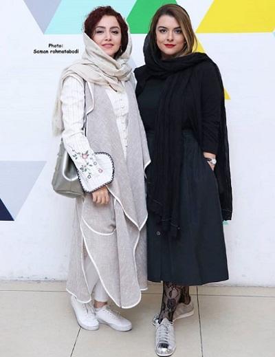 عکس هنرمندان جدید ایرانی شهریور 97