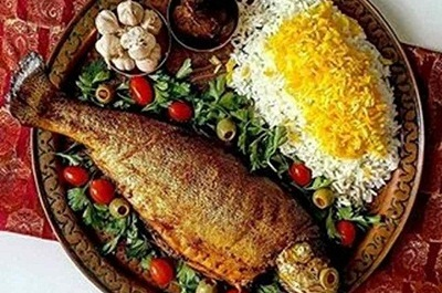 طرز تهیه شوید پلو با ماهی مجلسی و خوشمزه
