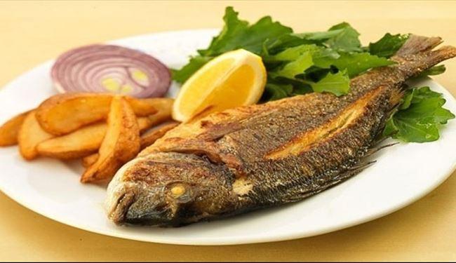 طرز تهیه ماهی قزل آلا