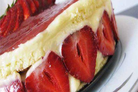 طرز تهیه کیک فرانسوی با طعمی خوشمزه و متفاوت