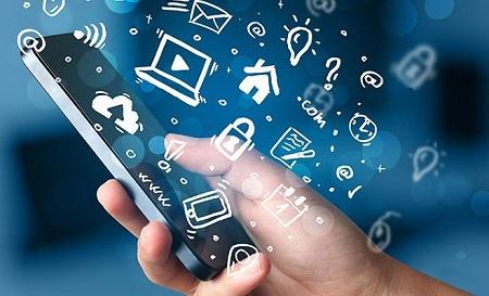 میانگین مصرف اینترنت در ایران