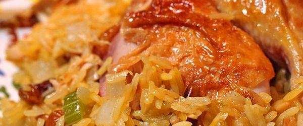 آموزش تهیه پلو مرغ خوشمزه برای ناهار