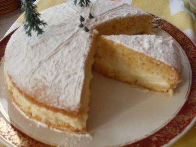 کیک آلمانی خوشمزه و خانگی