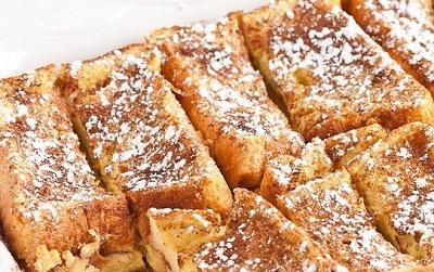 صبحانه خوشمزه و سالم فرانسوی