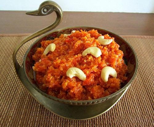 طرز تهیه دسر با هویج خوشمزه و ساده