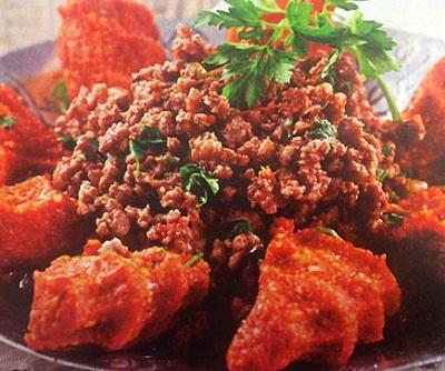 طرز تهیه کباب عربی خانگی