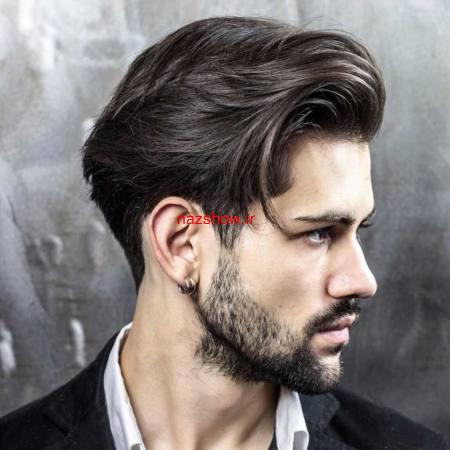 مدل مو بلند پسرانه