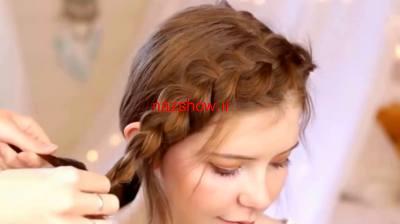 مدل بافت مو برای موهای کوتاه