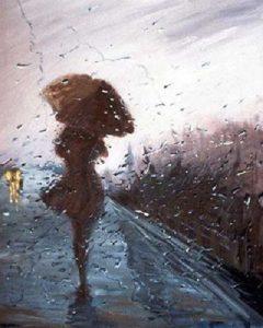 نوشته های عاشقانه جدید - عکس غمگین دخترانه بدون متن