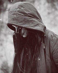 عکس غمگین دخترانه بدون متن