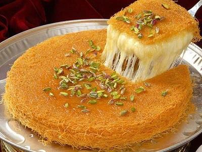 شیرینی ترکیه ای خوشمزه و درجه یک