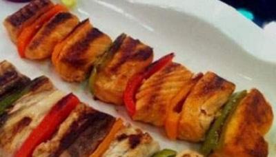 طرز تهیه ماهی کبابی مخصوص