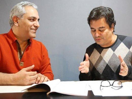 کار جدید پیمان قاسمخانی و مهران مدیری کلید خورد