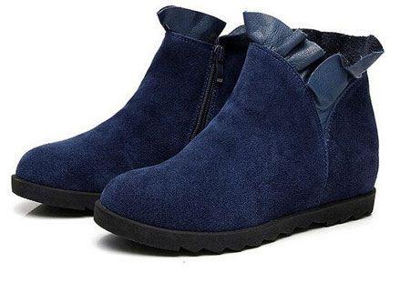 مدل کفش زمستانه