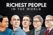 ثروتمندترین های جهان در 2018 / همان همیشگی ها