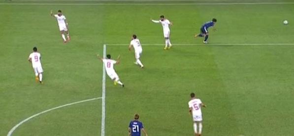 حذف ایران از جام ملت ها