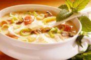 سوپ سبزیجات رژیمی فوق العاده خوشمزه