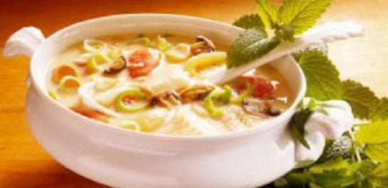 سوپ سبزیحات رژیمی