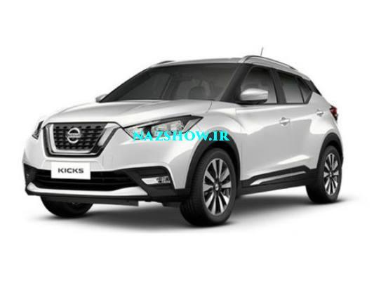 نیسان کیکس (Nissan Kicks S)