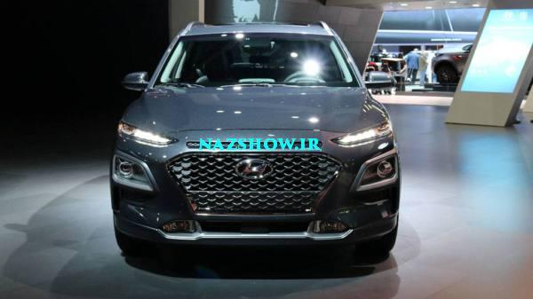 هیوندای کونا تیپ Hyundai KonaSE