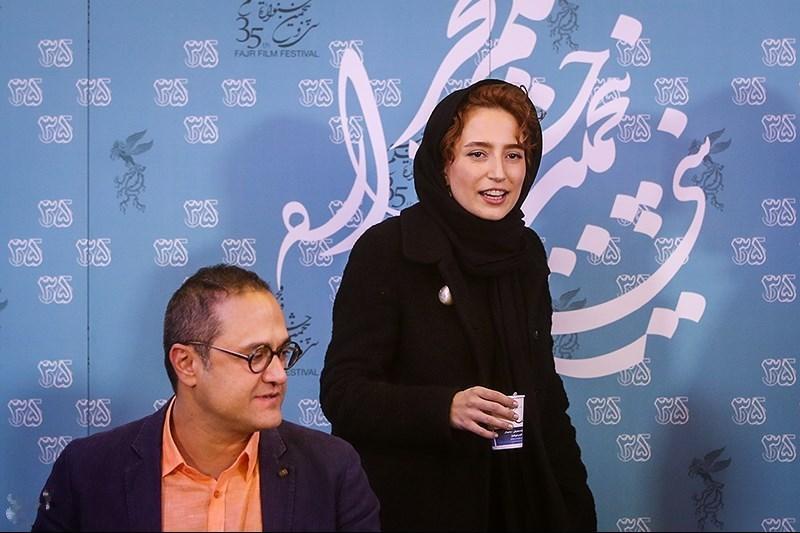 همسر رامبد جوان با مهران مدیری - رامبد جوان و نگارجواهریان