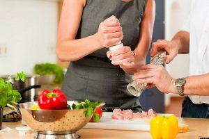 رفع شوری غذا