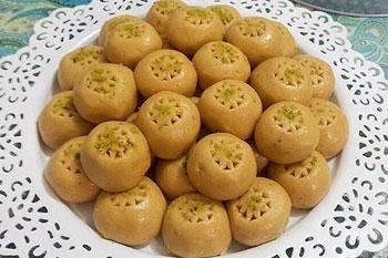 شیرینی سنتی برای عید نوروز 1398