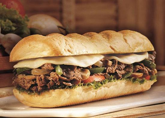 ساندویچ زبان