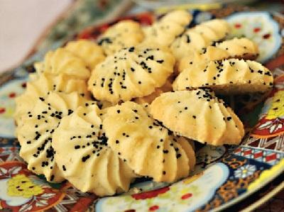 شیرینی بدون فر برای عید 98
