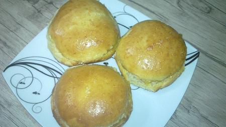 طرز تهیه نان پیراشکی
