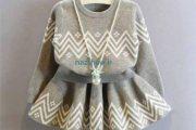 43 مدل لباس مجلسی بچه گانه دختر