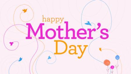 عکس نوشته روز مادر برای پروفایل