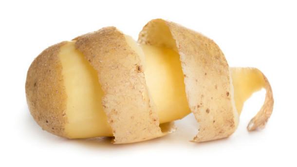 9 تا از خواص پوست سیب زمینی