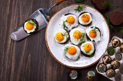 خواص تخم بلدرچین بهتر بشناسید