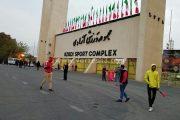 عکس وضعیت ورزشگاه آزادی برای دربی 89