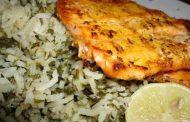 طرز تهیه سبزی پلو با ماهی برای عید نوروز 1398