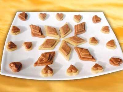 شیرینی بدون فر برای عید