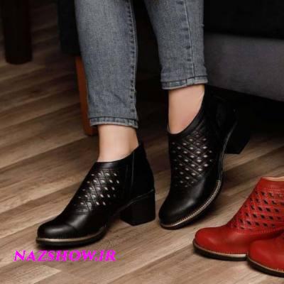 مدل کفش دخترانه ۹۸