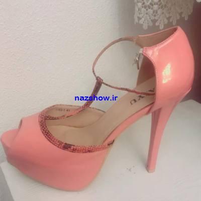 مدل کفش مجلسی 98 2019