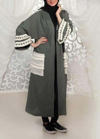 مدل مانتو برای عید ۹۸