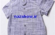 مدل پیراهن آستین کوتاه مردانه و پسرانه
