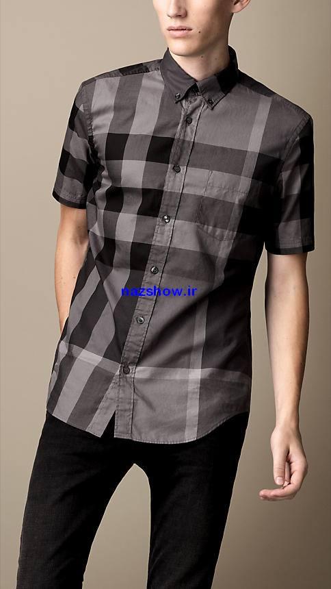 مدل پیراهن آستین کوتاه