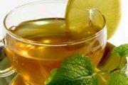 دمنوش به لیمو خانگی