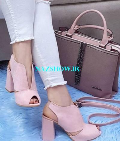 مدل کیف و کفش جدید
